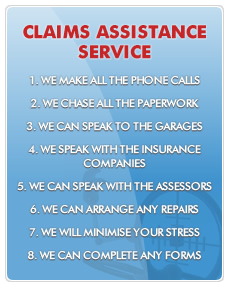 Claims Assistance Service